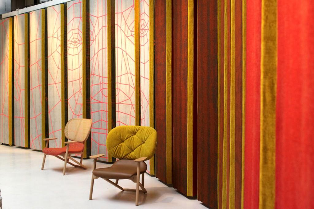 MOROSO Exposition 2013 Lyon Claude Cartier Décoration