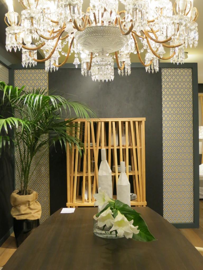 Design Tour Lyon Claude Cartier 2013 PORRO MIKADO BACCARAT SYNAPSIS