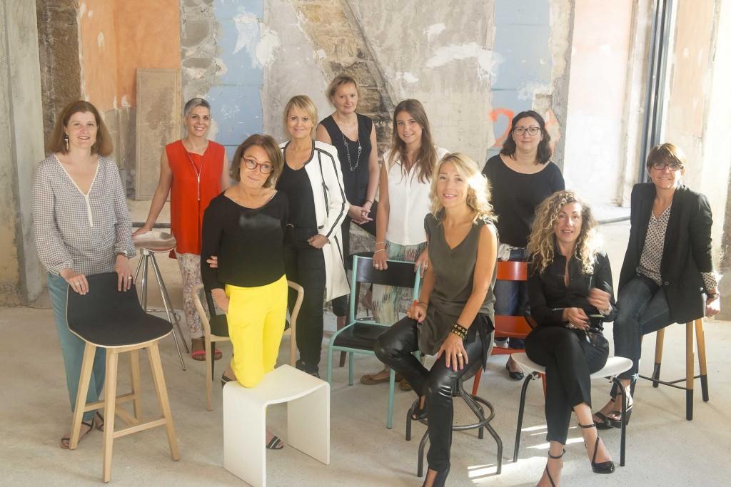 Femmes de design mobilier contemporain lyon 2014