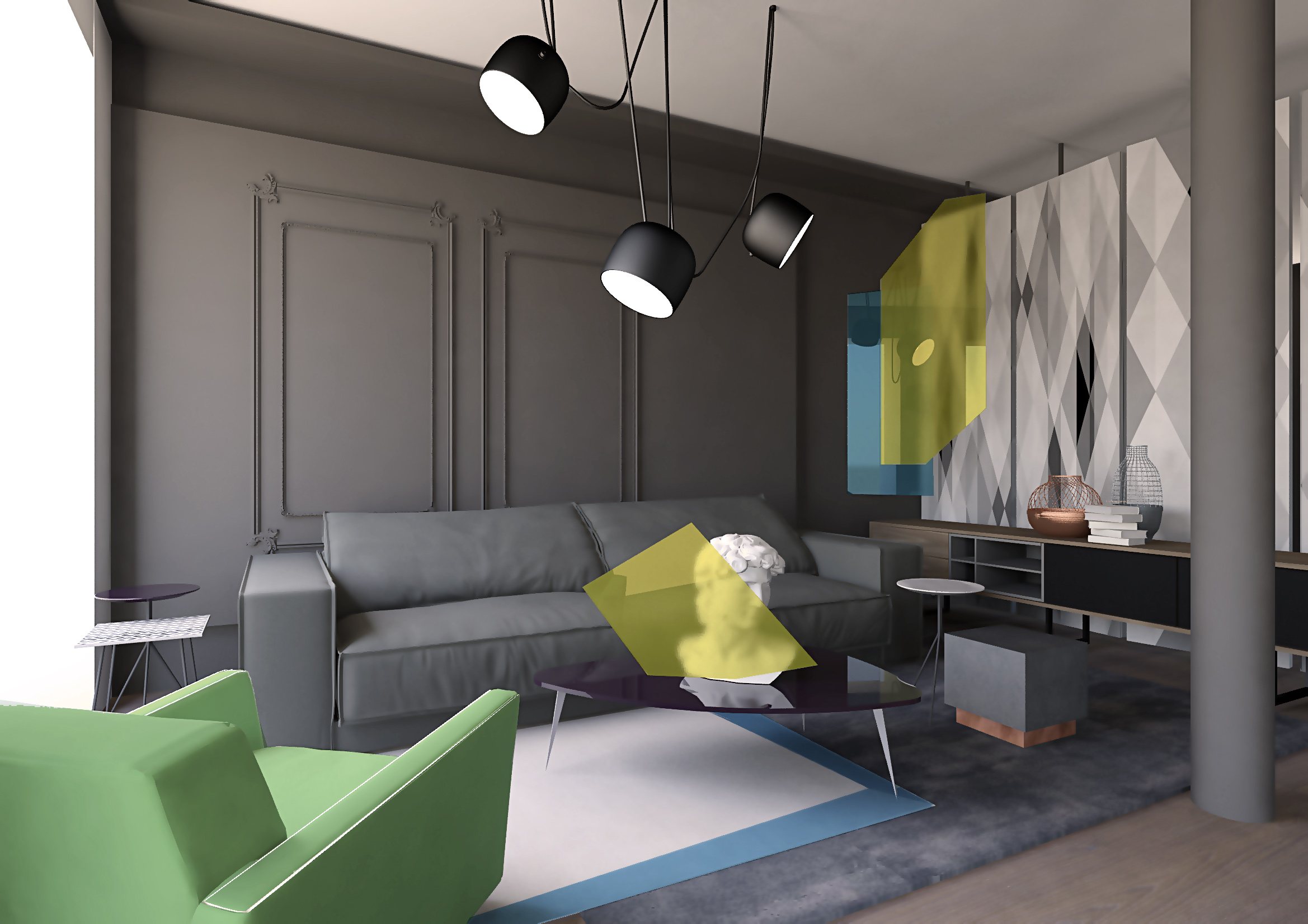 femmes de design claude cartier d coration. Black Bedroom Furniture Sets. Home Design Ideas