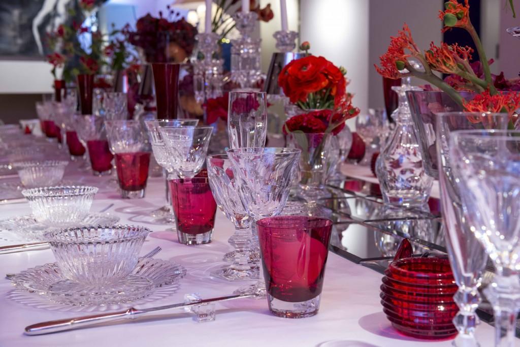 baccarat lyon cristal starck mobilier contemporain