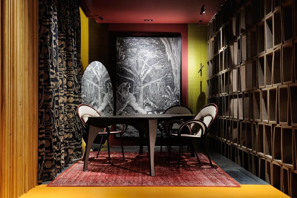 inside creative store lyon claude cartier mobilier contemporain Lyon