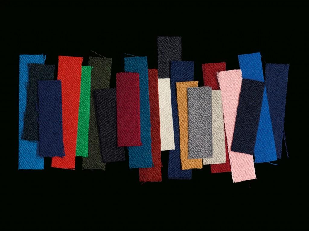 kvadrat Raf Simons Lyon Fabric textile cushions coussins (1)