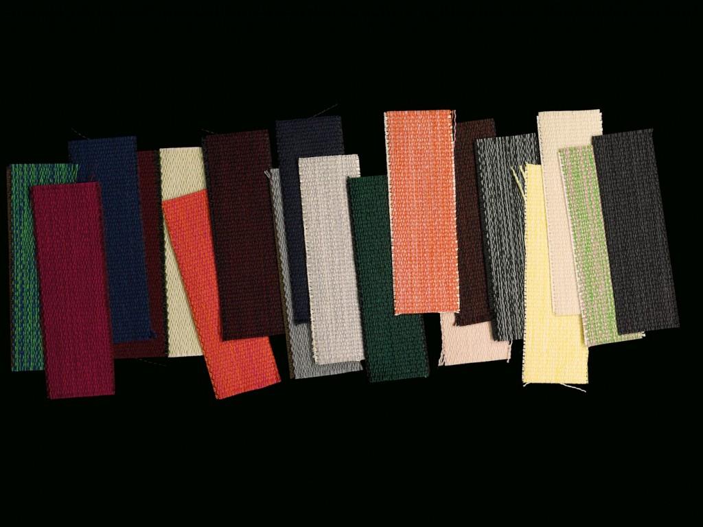 kvadrat Raf Simons Lyon Fabric textile cushions coussins (3)
