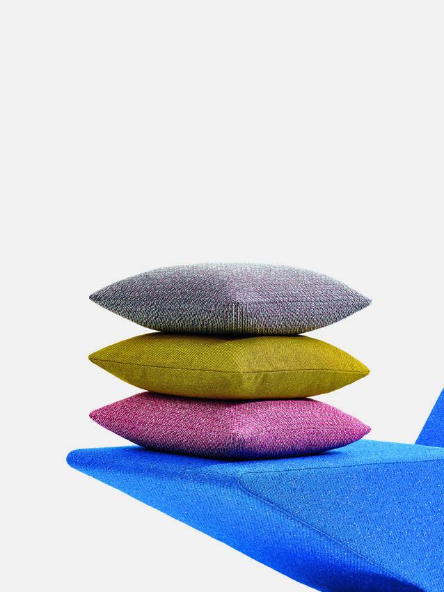 kvadrat Raf Simons Lyon Fabric textile cushions coussins (5)