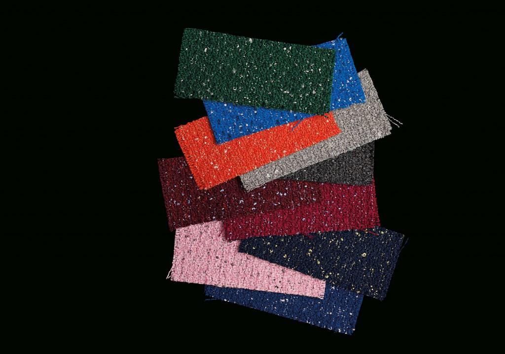 kvadrat Raf Simons Lyon Fabric textile cushions coussins (8)