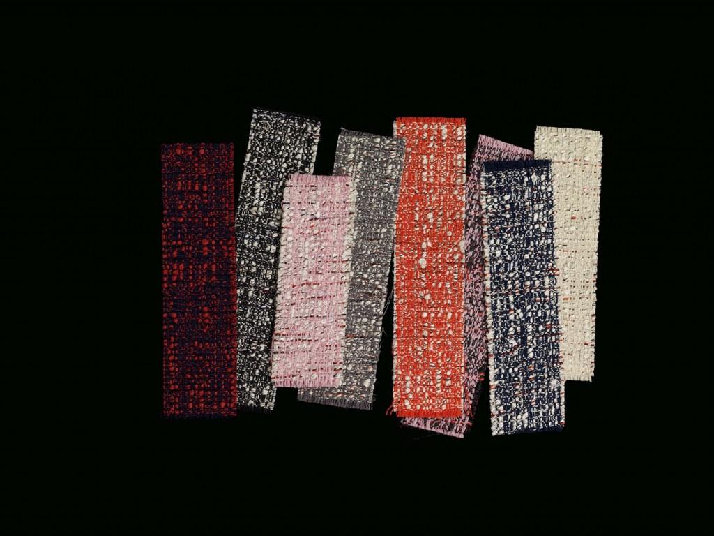 kvadrat Raf Simons Lyon Fabric textile cushions coussins (9)