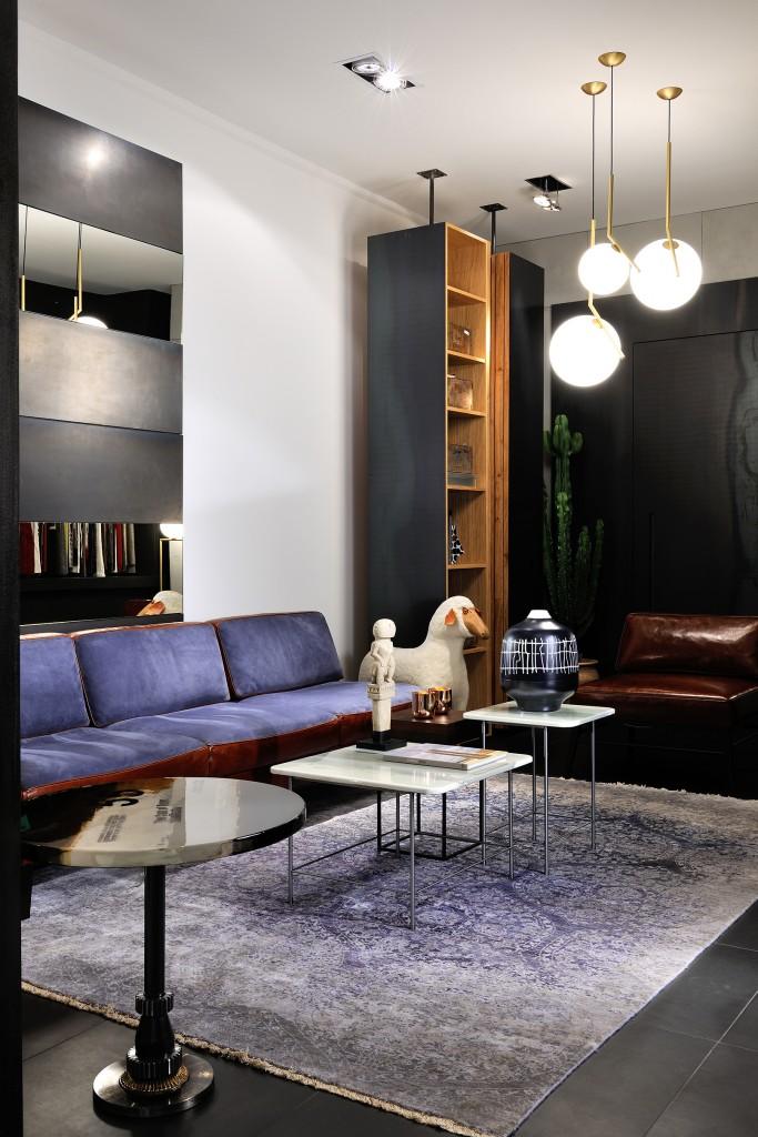 mobilier contemporain lyon Baxter - Kvadrat raf simons kiko lopez