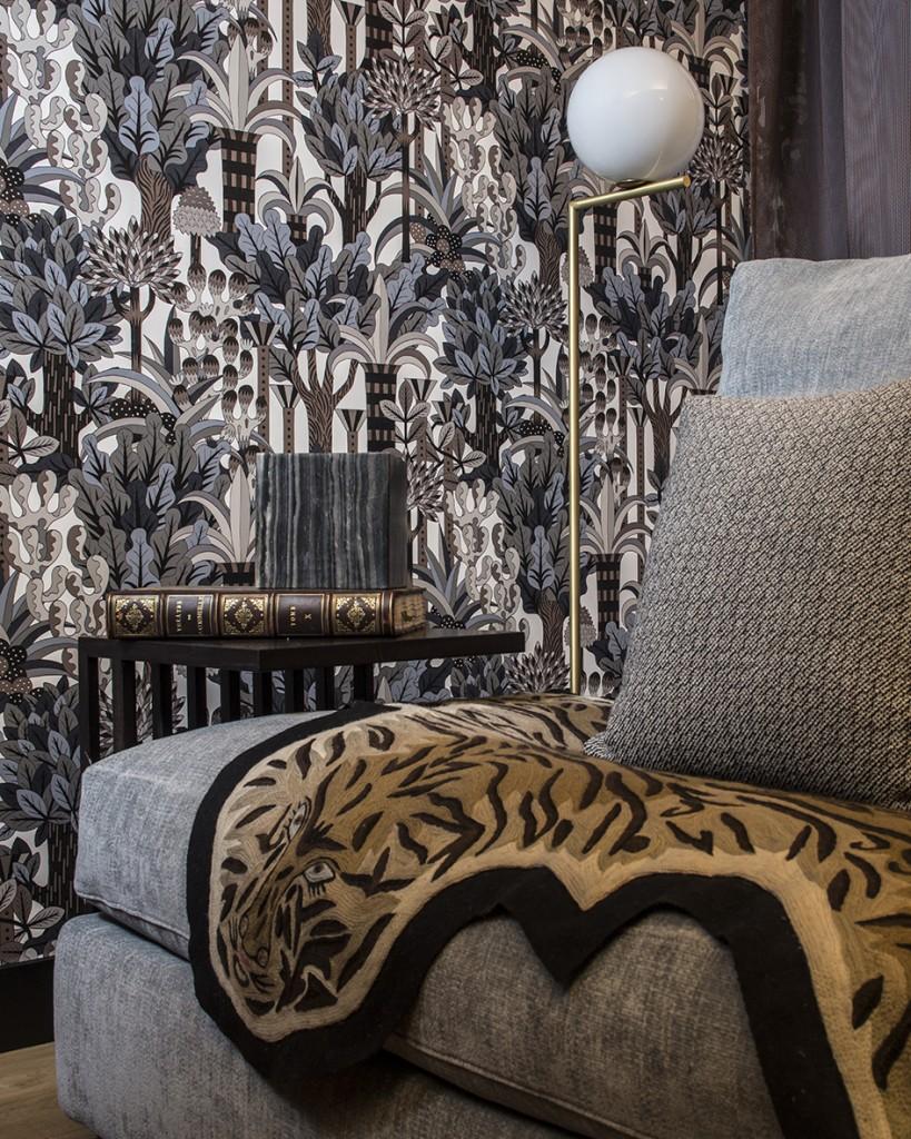 Ochre - Baccarat - Maxalto - Petite Friture - CC Tapis - Flexform - Hermes Wallpaper - jardin d'osier - Lindell & co