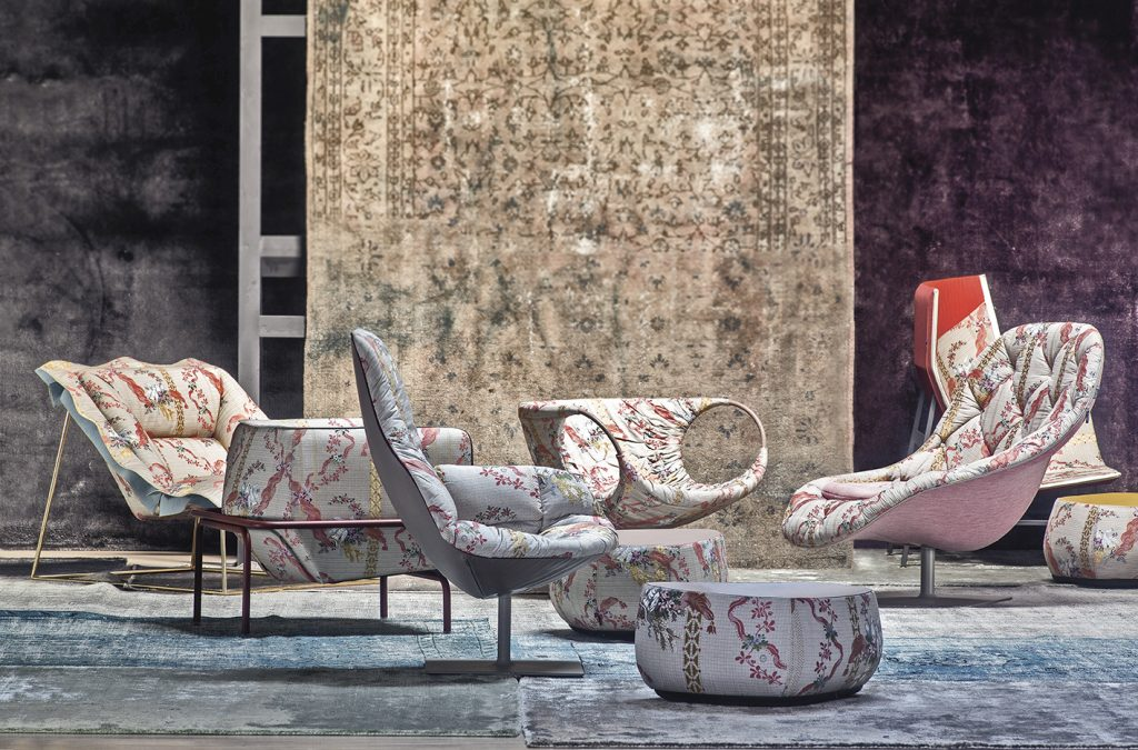 moroso setting the elegance mobilier
