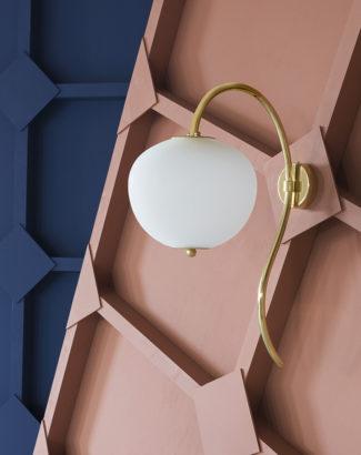 Luminaire Magic Circus, applique China 03. Claude Cartier décoration architecte d'intérieur à Lyon.