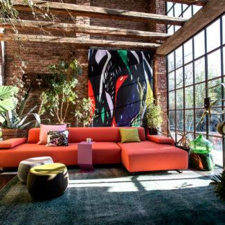 Preview nouveau catalogue Moroso at home. Actualité Claude Cartier décoration architecte d'intérieur à Lyon.
