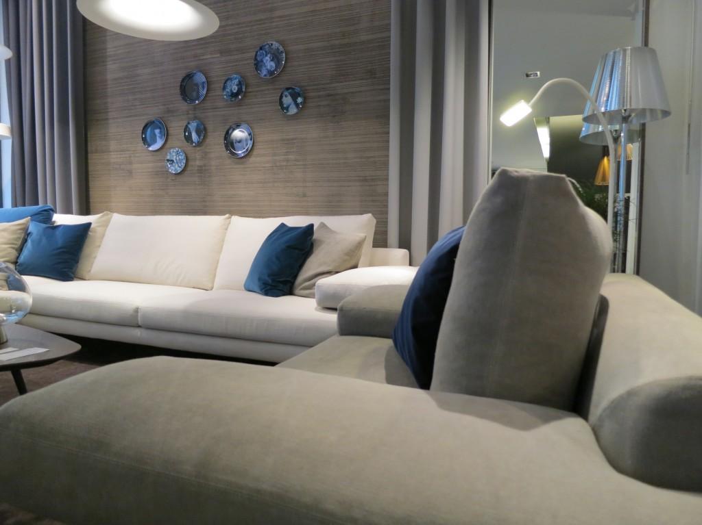 Nouvelles collections Printemps-été 2014. Actualité Claude Cartier décoration architecte d'intérieur à Lyon.