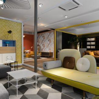 Moroso At Home. Actualité Claude Cartier décoration architecte d'intérieur à Lyon.