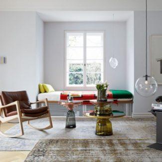 Nouvelle collection Classicon. Actualité Claude Cartier décoration architecte d'intérieur à Lyon.