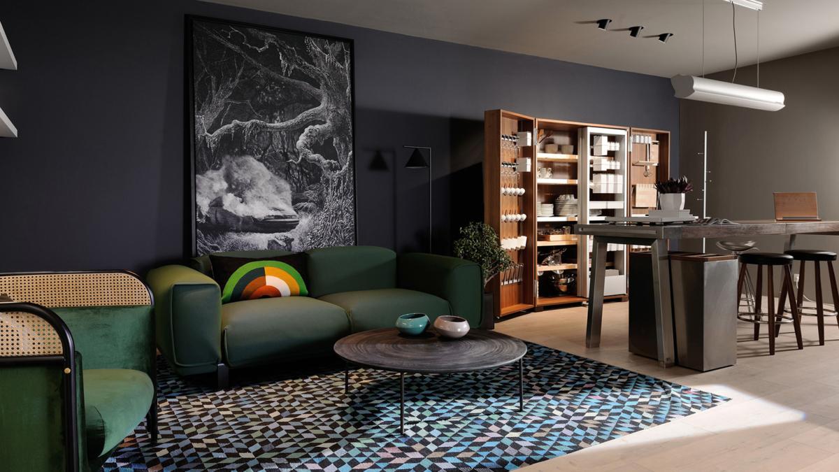 Claude Cartier décoration architecte d'intérieur à Lyon.