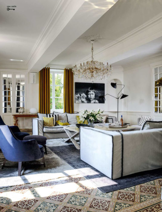 parutions activmag claude cartier d coration. Black Bedroom Furniture Sets. Home Design Ideas
