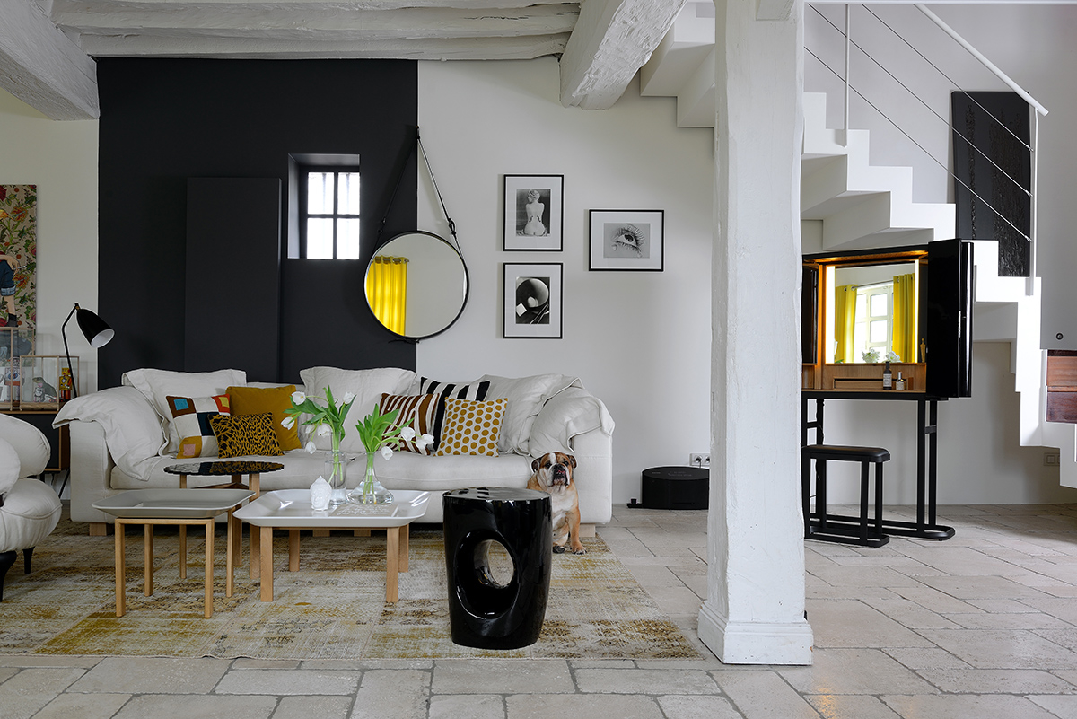 r alisations maison claude cartier d coration. Black Bedroom Furniture Sets. Home Design Ideas
