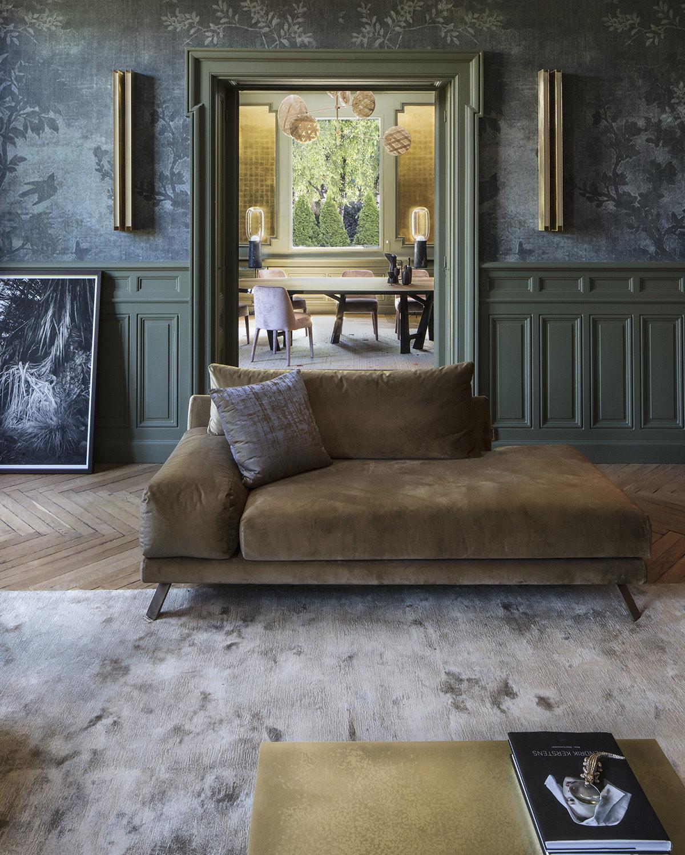 Réalisation résidentiel - Claude Cartier décoration architecte d'intérieur à Lyon.