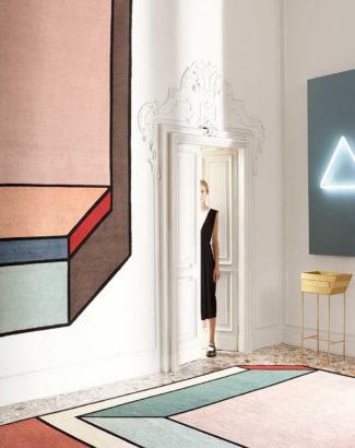 CC TAPIS. Claude Cartier décoration architecte d'intérieur à Lyon