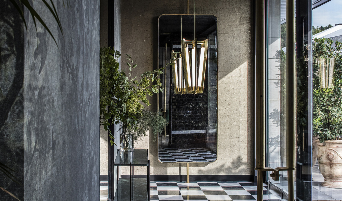 Réalisation Claude Cartier décoration architecte d'intérieur à Lyon.