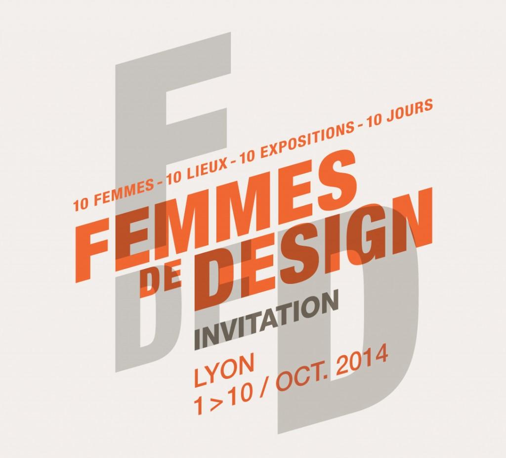 Femmes de design. Actualité Claude Cartier décoration architecte d'intérieur à Lyon.
