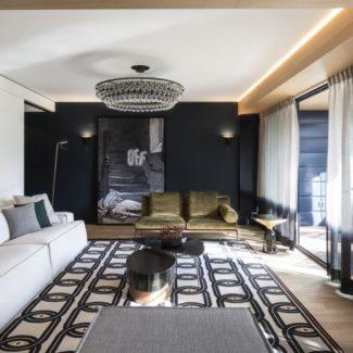 Nouvelle réalisation à Lyon, Baxter. Actualité Claude Cartier décoration architecte d'intérieur à Lyon.